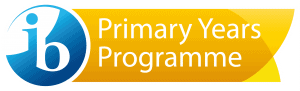 IB Primary Years Programme logo and link